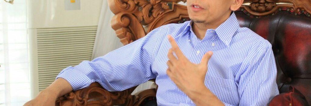 Gubernur NTB, DR Zainul Majdi, MA