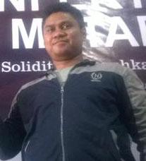 Sekretaris AJI Mataram